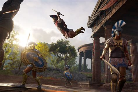 assassins creed odyssey upgrading  improving