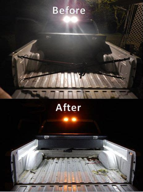 led box truck lights innovative led truck bed lights neat ideas to do