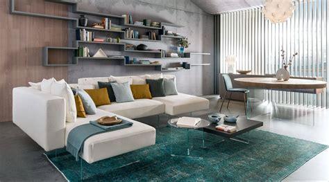 soggiorni design mobili per soggiorno moderni arredamento salotto lago