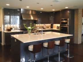 Contemporary Kitchen Modern Kitchen Contemporary Kitchen Dallas By Bauhaus Custom Homes