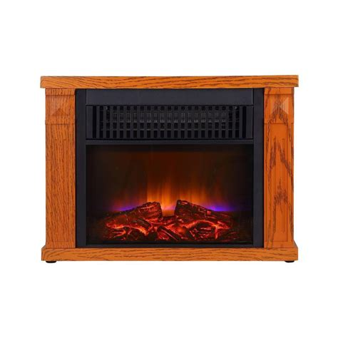 efficient electric fireplace mini electric fireplace energy efficient heater infrared quartz space home room ebay