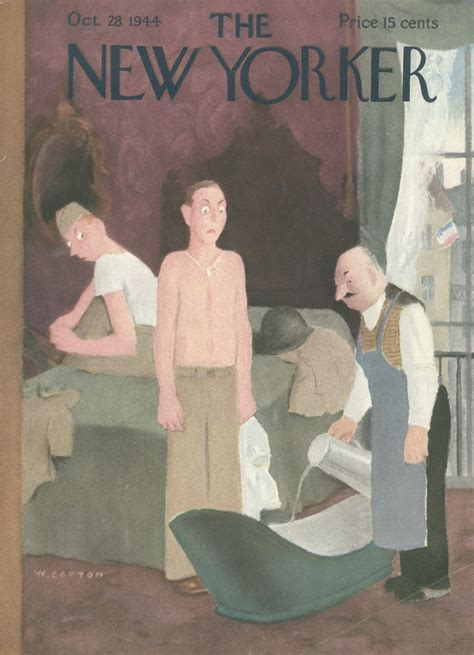 Seri Cotton Magazine 17 best images about 18 william cotton the new yorker etc on august 26 july 31