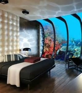 photo une chambre d h 244 tel sous l eau duba 239