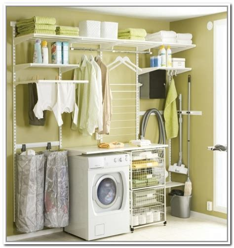 Laundry Room Storage Systems Laundry Room Storage Systems Storage Solutions Traditional Laundry Room Chicago By Closet