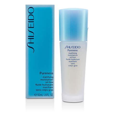 Moisturizer Shiseido shiseido shiseido pureness matifying moisturizer free