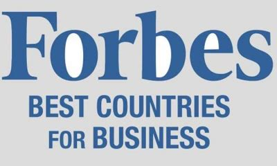 Forbes Top Mba by Forbes Ranks Croatia In 46th Position For Doing Business