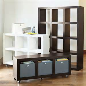rolling storage shelves rolling storage modern display and wall shelves by