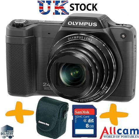 Kamera Digital Olympus Sz 15 new olympus stylus sz 15 black zoom digital
