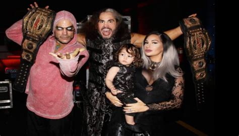 Braxton Hardy the broken hardys to match for tna impact at
