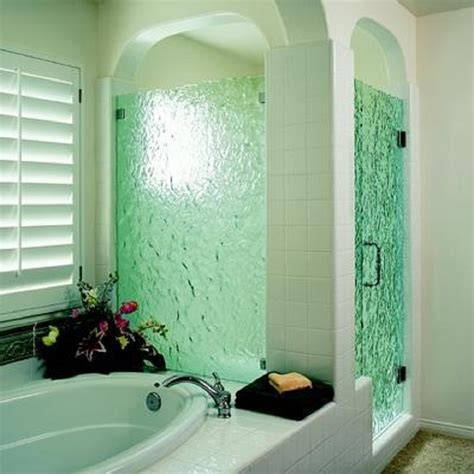 15 decorative glass shower doors designs for a bathroom