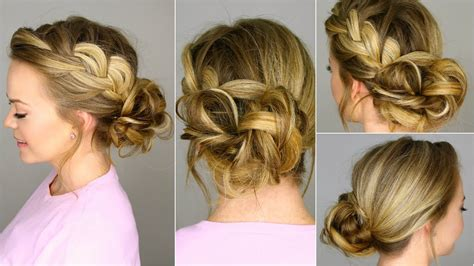 hairstyles for party bun party hairstyles and haircuts for women hairstyle for women