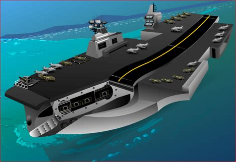 rc boat tower unite j aircraft carrier kobushi by angelghidorah on deviantart