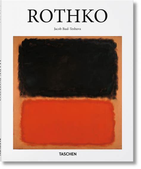 rothko libros taschen serie menor arte