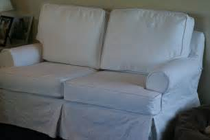 slipcovers for sofa and loveseat custom slipcovers by shelley white couch and loveseat
