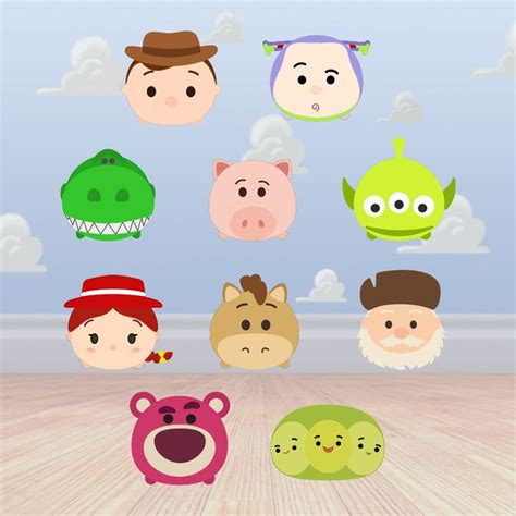 Terbaik Toys Story New disney tsum tsum wallpaper android impremedia net