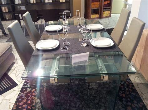 tavolo allungabile in cristallo tavolo cristallo allungabile tavoli a prezzi scontati