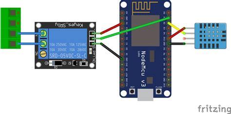 diy garage door opener  esp module  rpi easy