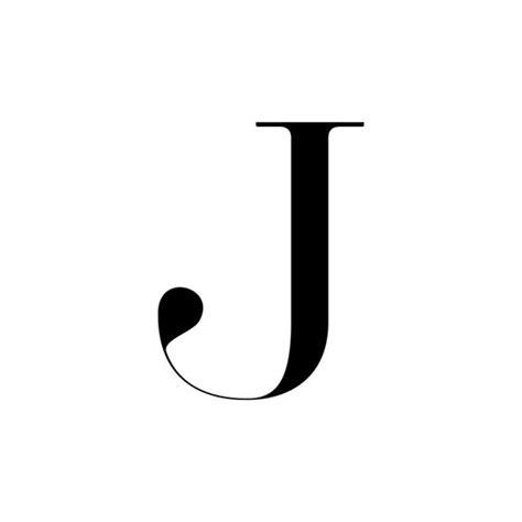 j up letter moshik nadav typography the letter j the letter j