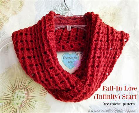 summer infinity scarf crochet pattern fall in infinity scarf free crochet pattern
