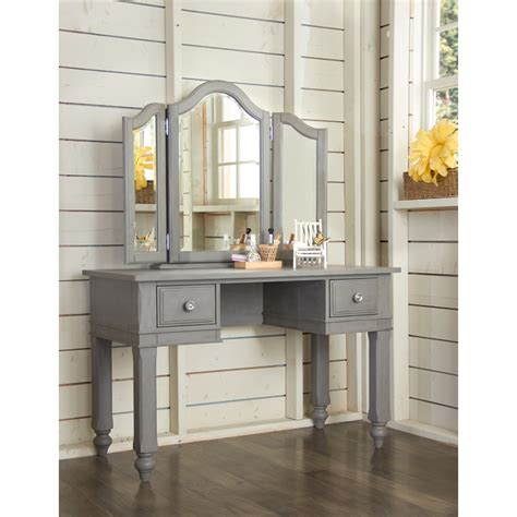 Writing Desk And Vanity Mirror Lake House Ne Kids Desk With Mirror