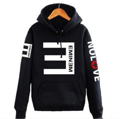 Hoodie Eminem Classical hoodies gray and for on