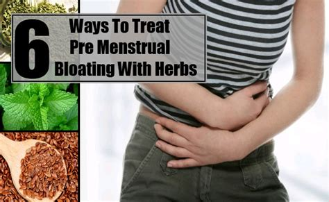 how to stop pms mood swings how to treat pre menstrual bloating with herbs 6 ways to
