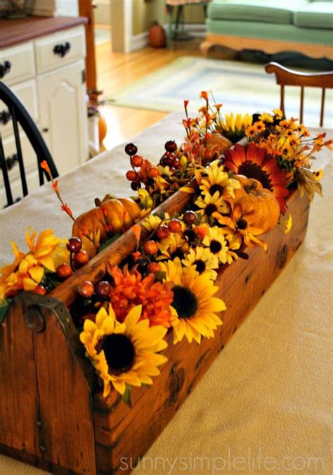 home decorating ideas for fall 29 best farmhouse fall decorating ideas and designs for 2017