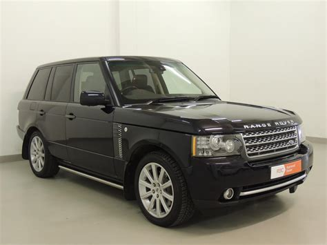 2010 range rover autobiography for sale used 2010 land rover range rover 3 6 tdv8 autobiography