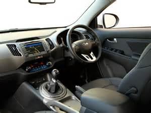 interior kia sportage ecodynamics uk spec 2014 16