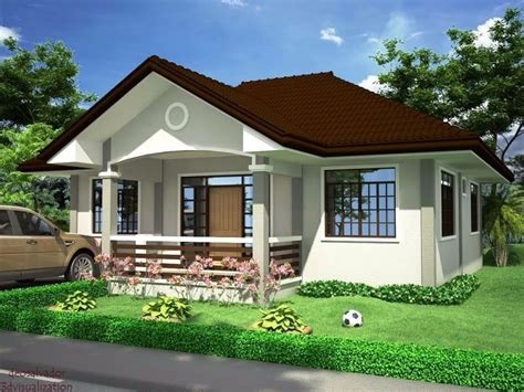 graceful  story country house pinoy house designs