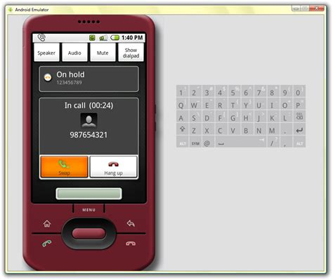 emulator android android emulator phone call screenshots archive