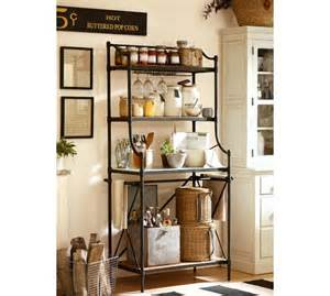 What Do You Put On A Bakers Rack Baker S Racks Done Right Driven By Decor