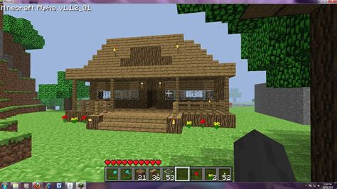 minecraft houses to build the cool blog of random stuff