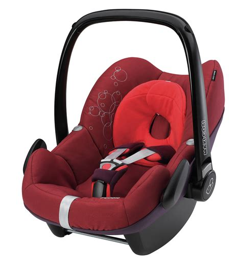 Maxi Cosi Car Seat Support Pillow by New Maxi Cosi Pebble Baby Infant Car Seat Grp0 In Ruby