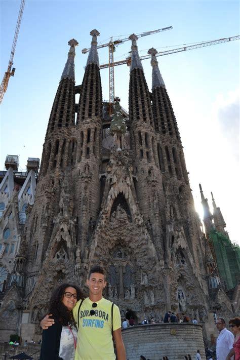 turisti per caso barcellona sagrada familia barcellona viaggi vacanze e turismo