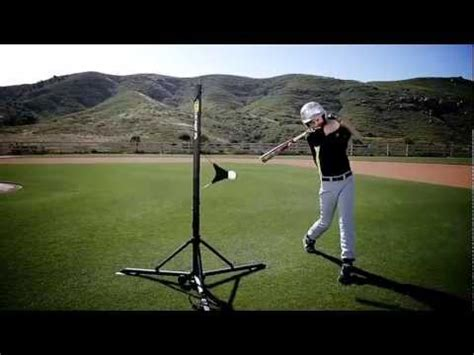 sklz hit away softball swing trainer sklz hit a way pts introduction youtube