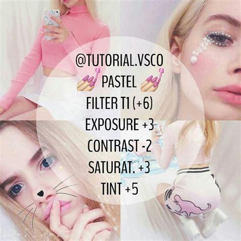 tutorial vsco cam tumblr pink pastel tutor for your ig feeds vsco cam tutorial