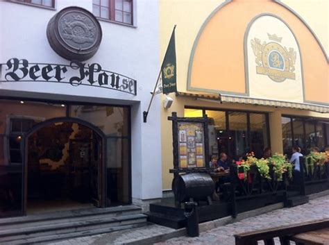 house beer beer house tallinn restaurant reviews phone number photos tripadvisor