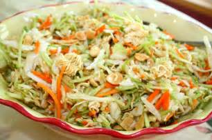 busy mom recipes oriental salad with ramen noodles