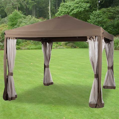 gazebo replacement cover garden winds replacement gazebo cover for gazebos sold at