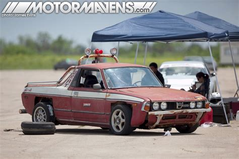 subaru brat lowered coverage gt lone bash is drifting motormavens