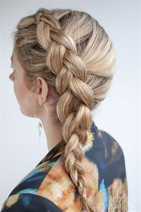 most popular braids 12 different types of braids you should totally try