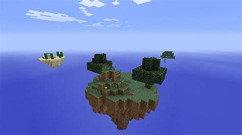 skyblock map le mister s skyblock map 2 adventure map minecraft project