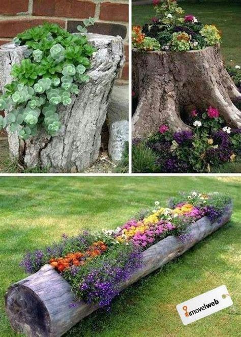 Ideas Jardineras Patio 20 Ideas Para Decorar El Jard 237 N Con Cosas Recicladas