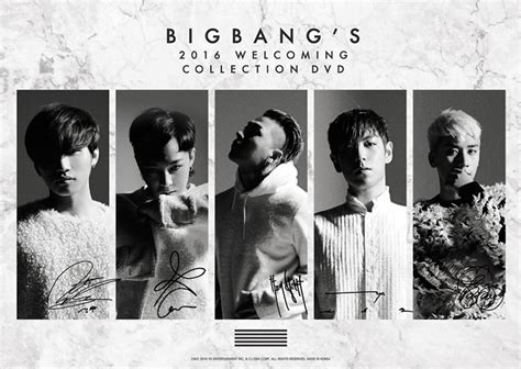 Calendar 2018 Lazada Bigbang 2016 Welcoming Collection Dvd Lazada Indonesia