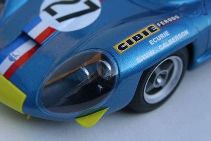 profil24 models alpine a220 le mans 1968 1/24 scale by