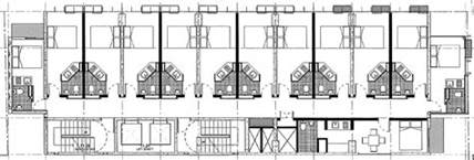 Small Hotel Designs Floor Plans by Eye Of The Fish A Wide Angle View Of Architecture Urban