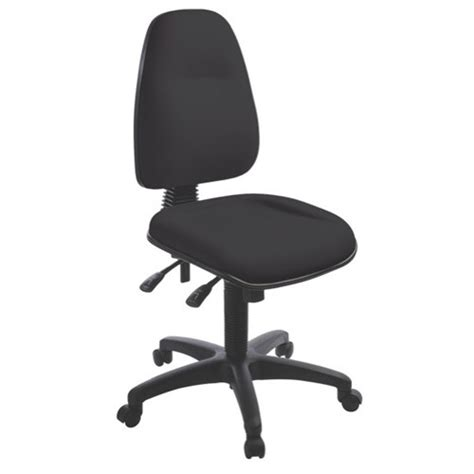 black high chair nz spectrum chair high back 3 levers black fabric officemax nz