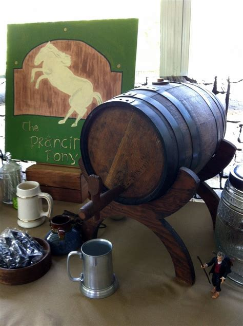 Best 25  Keg table ideas on Pinterest   Rustic man cave