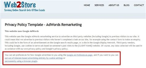 Privacy Policy For Google Analytics Termsfeed Analytics Privacy Policy Template
